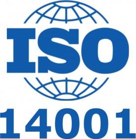 ISO 14001 logotype