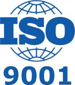 ISO 9001 logotype
