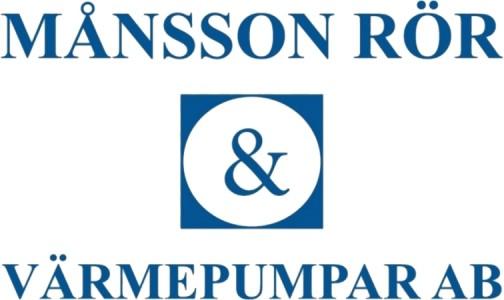 Månsson Rör & Värmepumpar
